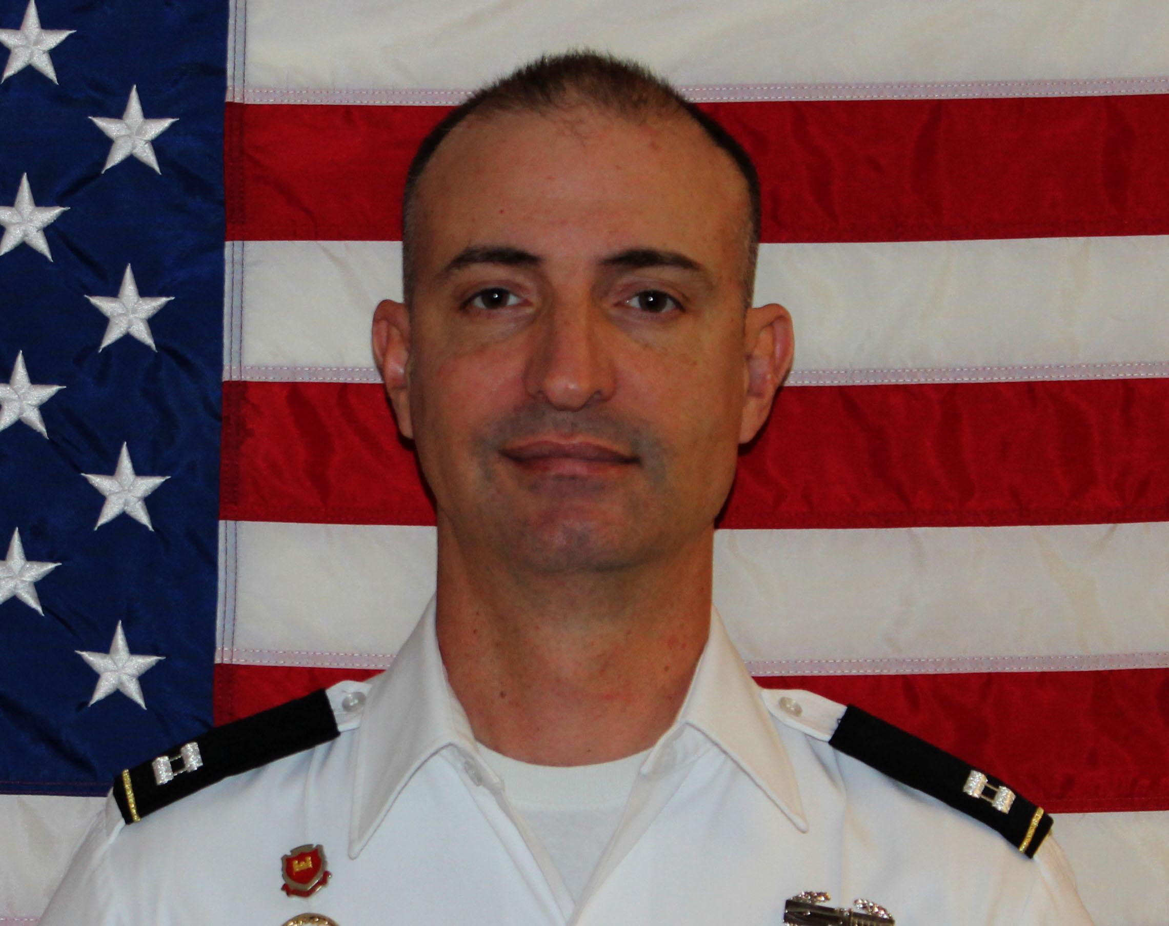 Picture of Captain Brian Clapp