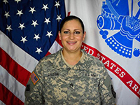 Picture of Sergeant First Class Evelyn Deleon