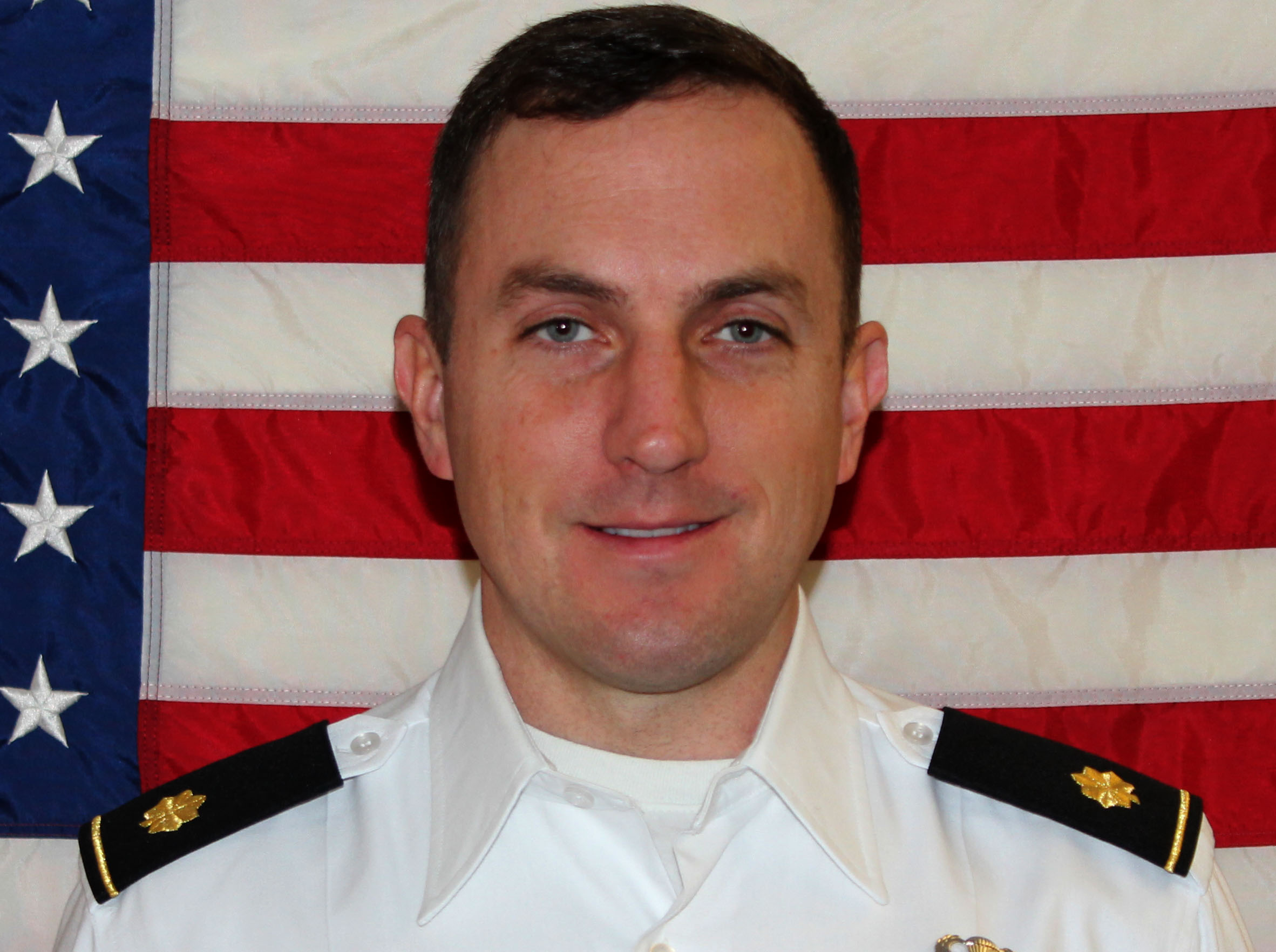 Picture of Major Patrick Turner