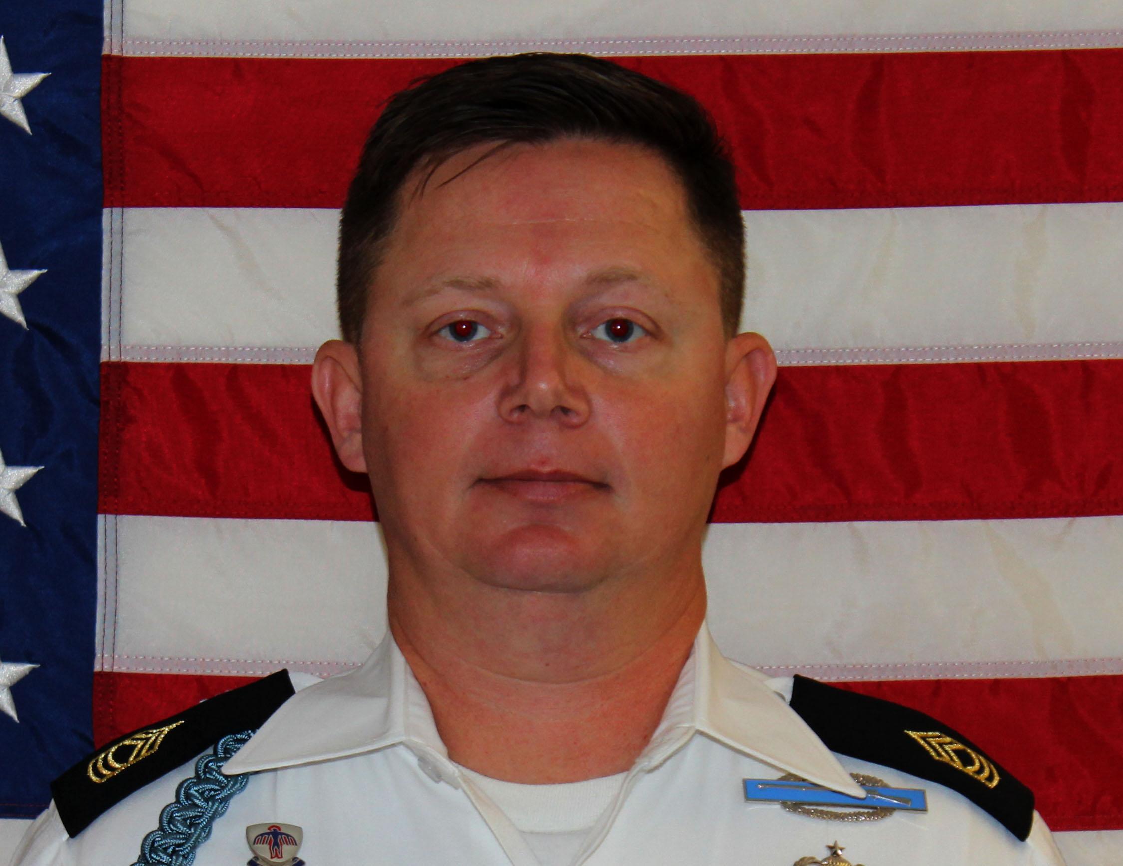 Picture of Master Sergeant  Martin Reinhardt
