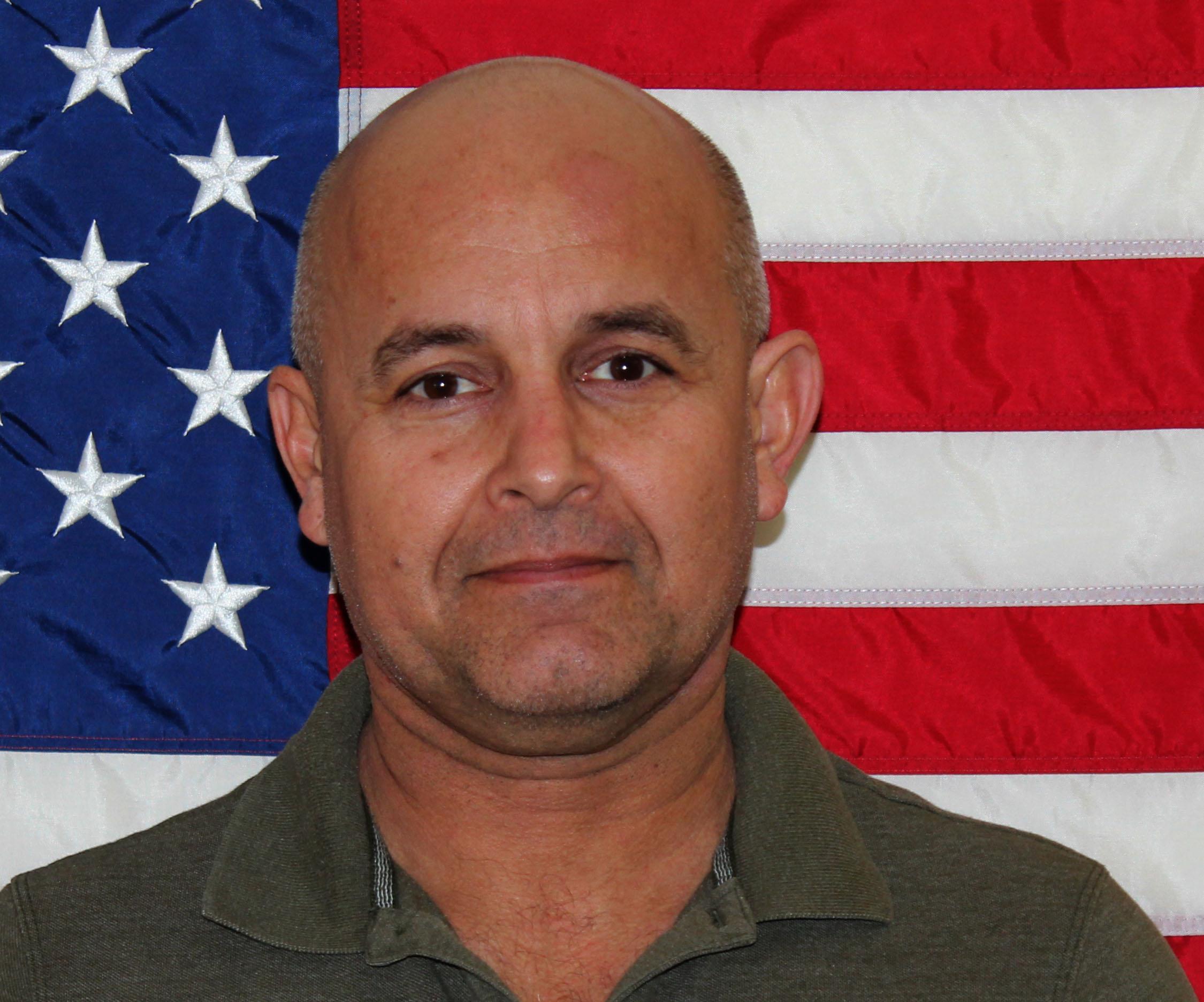 Picture of Mr. Gladimiro Vasquez