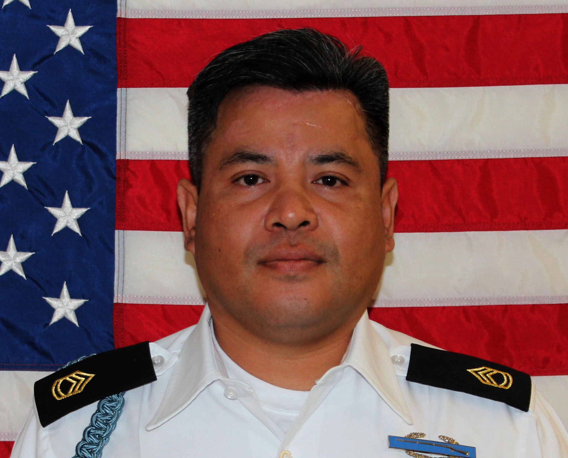 Picture of Sergeant First Class Ainoy Rasavongsy